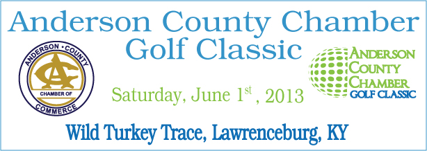 Golf Scramble Banner